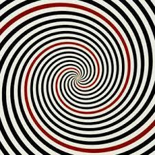 hipnotis ilustrasi