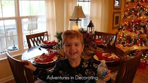 Adventures In Decorating Christmas by Adventures In Decorating Off To The Christmas Breakfast Area