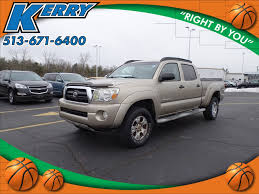 100 Craigslist Toledo Cars And Trucks Toyota Tacoma For Sale In Cincinnati OH 45202 Autotrader