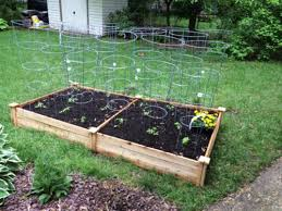 Greenes Fence Raised Garden Bed by Greenes Raised Garden Bed Instructions Container Gardening Ideas