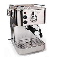 FREE SHIPPING Semi Automatic Italian 19 Bar Cappuccino Espresso Coffee Maker Home Making Machine