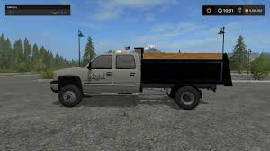 2006 Chevy Silverado Dumptruck - Mod For Farming Simulator 2017 ... Automatic Dump Truck Also 2017 Peterbilt Together With Ram 5500 Chevrolet 3500 Trucks In California For Sale Used On 1997 Cheyenne With Salt Spreader And Snow 2015 Isuzu Npr Xd Landscape Dump For Sale 576551 Driving A 68 Chevy Country Cowgirl Old For Iowa Authentic Ford Elegant All Diesel American Classic Cars 1946 Chevy Dump Truck Craigslist New And Wallpaper 1979 Bison Item I3123 Sold Februar 1970 Ford T95