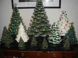 Retro Ceramic Christmas Tree
