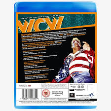 Halloween Havoc 1998 greatest pay per view matches volume 1 blu ray 2 discs