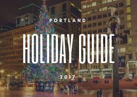Portland Holiday Guide