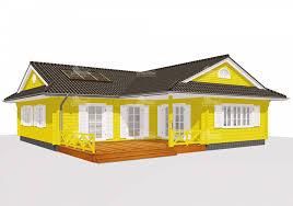 blockbohlenhaus premium canada léonwood
