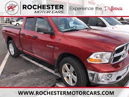 2009 Dodge Ram 1500 SLT 4WD In Rochester, MN | Twin Cities Dodge Ram ...