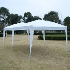 3X6M POP UP Gazebo Wedding Party Tent Canopy Marquee Waterproof W