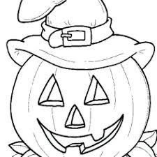 Pumpkin Coloring Pages For Preschoolers Blank Print Pumpkins Butter Color Paint Palette