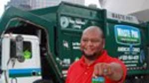100 Truck Driving Jobs In New Orleans Waste Pro Ks MultiYear Partnership With The Saints