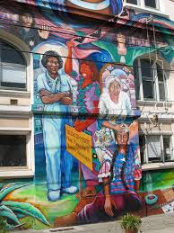 Balmy Street Murals Address by San Francisco Mad About The Mural