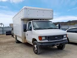 100 Box Truck Rv FORD BOX TRUCK 2006 1FDXE45S86HA84897 Auto Auction Spot