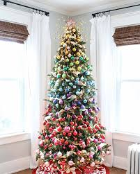 Slim Pre Lit Christmas Trees 7ft by Excellent Decoration Christmas Tree Slim General Foam 7 Pre Lit