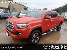 100 Trucks For Sale In Oklahoma By Owner Used 2017 Toyota Tacoma For In City OK 73141 A G