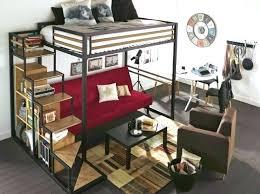 chambre avec lit mezzanine 2 places chambre avec lit mezzanine 2 places salon alinea pratique