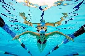 High Tech Submerged Cameras Secret To Clear Images Of Olympic Swimmers