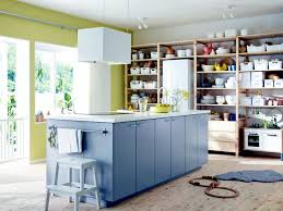 Shelves instead of Kitchen Cabinets