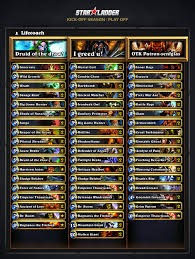 Amaz Deck List by Hearthstone News Decklist Spotlight All Decks From The