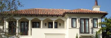 concrete clay tile residential latite roofing