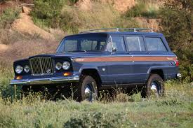 100 Icon Trucks The Classic 1965 Jeep Wagoneer Project From ICON 4x4 Is Perfection