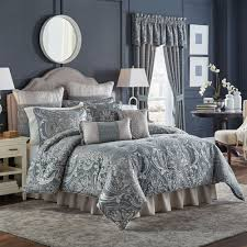 J Queen New York Marquis Curtains by The Gabrijel Bedding Collection By Croscill Will Add A Glamorous