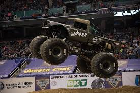 100 Bad Habit Monster Truck Jam World Finals XVII The Field The Track And Those To