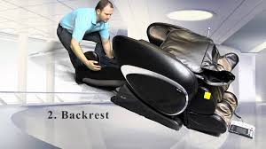 Osaki Massage Chair Os 4000 by Osaki Os 4000 Massage Chair New Installation Combined Youtube