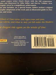 100 Mike Miller And Associates Wheel Of Time Other New Spring By Robert Jordan And Chuck Dixon 2011 Paperback Illustrated
