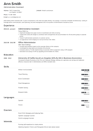 Best Administrative Assistant Resume Examples [Sample, Skills & Tips] Executive Assistant Resume Objectives Cocuseattlebabyco New Sample Resume For Administrative Assistants Awesome 20 Executive Simple Unforgettable Assistant Examples To Stand Out Personal Objective Best 45 39 Amazing Objectives Lab Cool Collection Skills Entry Level Cna 36 Unbelievable Tips Great 6 For Exampselegant