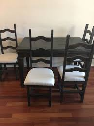 Rustic Dining Table Set For Sale In Dallas TX
