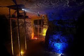 Christmas lights underground Review of Louisville Mega Cavern