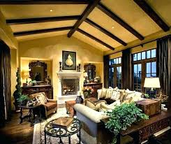 Pictures Of Rustic Homes Interiors Home Decor Idea Warm Up Your With
