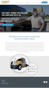 Official Crst Malone Competitors, Revenue And Employees - Owler ... Crst Truck Driving Jobs Best 2018 Interesting Flickr Photos Tagged Tnsiam Picssr Ownoperator Trucking Crst Malone She Drives Trucks Truckers News Part 137 Truck Trailer Transport Express Freight Logistic Diesel Mack Driver With Successful Happy Drivers Across America Are Choosing By Joinmalone Twitter School Locations Toyota Flatbed My Diary Lease Purchas Program