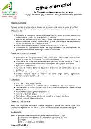 offre emploi chambre agriculture offre d emploi chambre d agriculture newsindo co