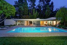 100 Richard Neutra House S Loring For Sale For 56M Curbed LA