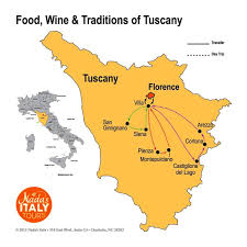 Wine Food Traditions Of Tuscany