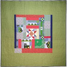 More Pieced Quilt Backs