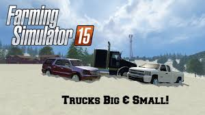 100 Small Utility Trucks FS15 S2 Mod Spotlight 3 Big YouTube