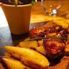 chignon cuisine crèpes au foie gras du crep chignon boudutoulouse food food