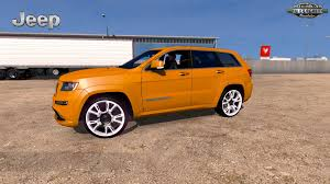 Jeep Grand Cherokee SRT8 + Interior V2.0 By Taina95 (1.30.x ... 2017 Ram 1500 Srt Hellcat Top Speed Grand Cherokee Srt8 Euro Truck Simulator 2 Mods Dodge Charger 2018 Chrysler 300 Srt8 Redesign And Price Concept Car 2019 Jeep Grand Cherokee V11 For 11 Modern Muscle Cars Trucks Under 20k Ram Srt10 Wikipedia Durango Takes On Ford F150 Raptor Challenger By The Numbers 19982012 59 Motor Trend Pin By Blind Man Cars Id Love To Have Pinterest