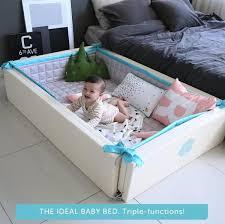 Ggumbi Bumper Bed Folder Baby Play Mat