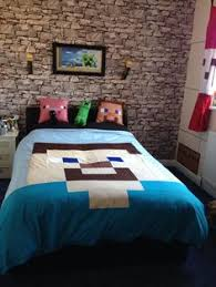Stampy S Bedroom by Minecraft Theme Curtains Stampy Pillow Case And Creeper Duvet