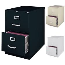 hirsh 25 inch deep 2 drawer legal size commercial vertical file