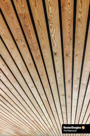 100 Wood Cielings The Linear Solid Wood Ceiling System Is A Wood Solution In