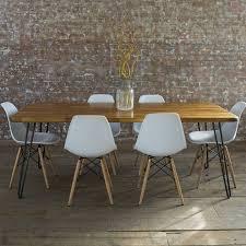 Danish Modern Sofa Legs by Hairpin Leg Table Beautiful Poplar Console Sofa Table With Black