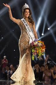 Iris Mittenaere Miss Universe 2016