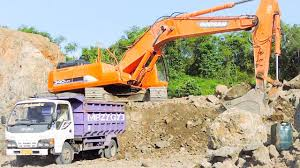 Big Digger Large Excavator Doosan Loading Small Dump Truck - YouTube Dump Truck Leasing Get Up To 250k Today Balboa Capital China Howo Small Trucktipperlight For Sale Bobcat Front Loader Tractor Transporter Truck Stock Video Footage Yellow Dump With Big Empty Body And Small Vector Image Pin By Easy Wood Projects On Digital Information Blog Pinterest Trucks For In Md Best Resource Illustration 305382128 Shutterstock Gasoline Garbage Photos Pictures Madein Diamond T Sw Ohio Dan Joe Held A Tr Flickr Video Car Collide 200 Street Interchange 1955 Antique Ford F700 Youtube