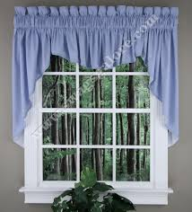 Country Curtains Greenville Delaware by Renaissance Emery Lined 3 Piece Swag Set 36 U0027 L Burgundy