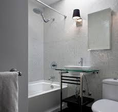 lowes tile saw bathroom eclectic with 3纓6 subway tile black white