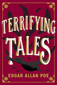 Terrifying Tales By Edgar Allen Poe 9781501115936 Hr